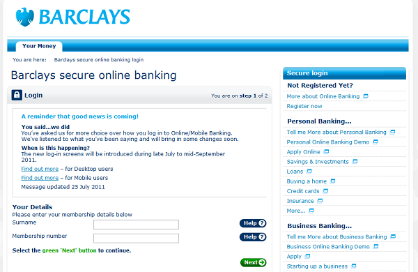 Barclaycard is a trading name of Barclays Bank UK PLC. Barclays Bank UK PLC is authorised by the Prudential Regulation Authority and regulated by the Financial Conduct Authority and the Prudential Regulation Authority (Financial Services Register number: ).