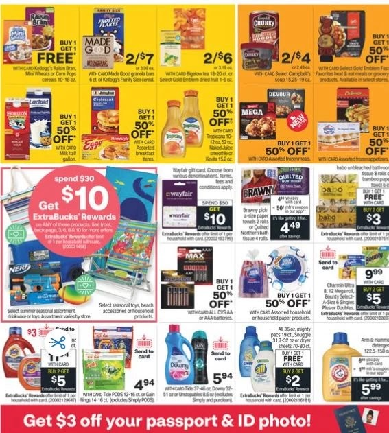 CVS Weekly Ad Preview 5-16-5-22