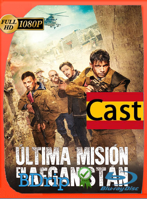 Última misión en Afganistán (2019) 1080p BDRip Castellano [Google Drive] Tomyly