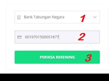 Cara Cek dan Melaporkan Nomor Rekening Bank Penipuan Online