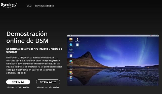 DEMO ONLINE DSM 6 Y 7
