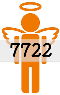エンジェルナンバー 7722