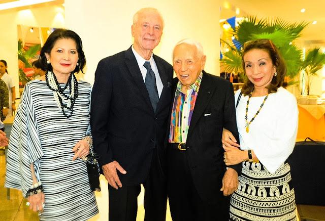 Rustan's founder Bienvenido Tantoco Sr. dies at 100
