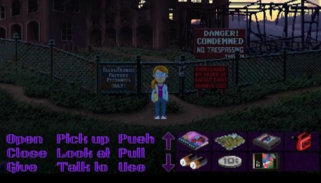 تحميل لعبة المدفوعة Thimbleweed Park مجانا للأندرويد اخر اصدار من ميديا فاير