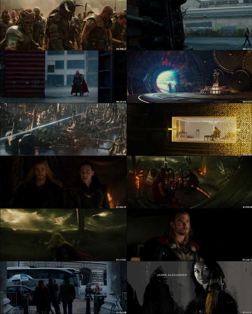 Thor: The Dark World 2013 Screenshot 1080p