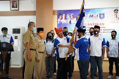 Wagub Abdul Fatah Lantik Dewan Pimpinan Wilayah Perkumpulan Media Online Indonesia Babel