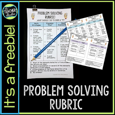 Teaching students how to solve word problems is one of our most important math job! Problem solving strategies are key as well as finding differentiated, just right problems that are engaging and have real-world situations. Check out these problem solving tips! third grade math, fourth grade math, fifth grade math, problem solving, word problems, problem solving strategies, word problem printables, word problem worksheets