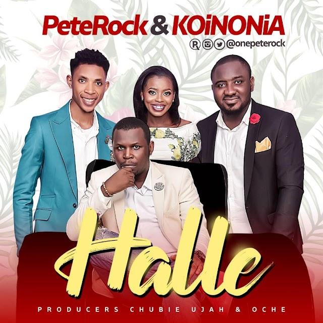 DOWNLOAD MP3: PETEROCK & KOINONIA - HALLE ~ @onepeterock