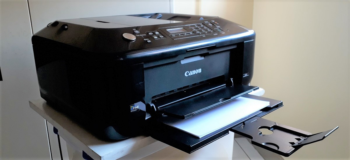 How to fix a printer's paper feed problem