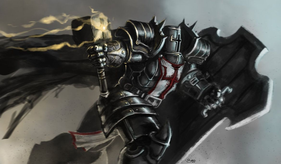 the crusader (bombardment)