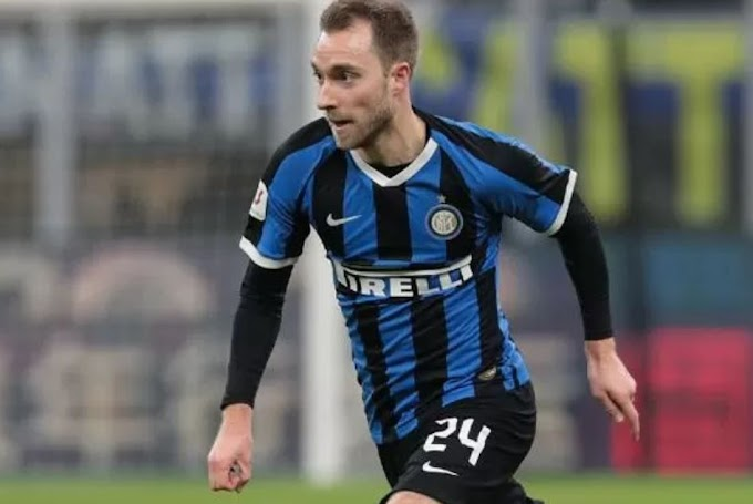 Eriksen wasn't meant to make Inter debut so soon - Conte
