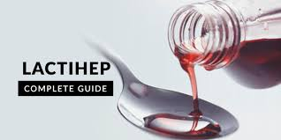 Lactihep-syrup