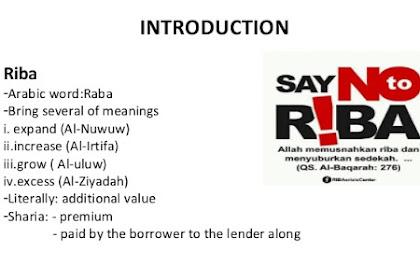 17 Dangers of Riba in Islam