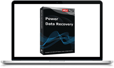 MiniTool Power Data Recovery 8.6 Full Version