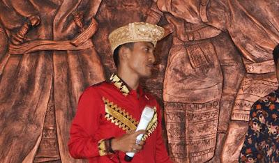 Menyoal Tradisi Tembakan di Acara Begawi Lampung