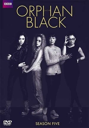 Orphan Black - 5ª Temporada Séries Torrent Download capa