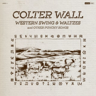 Colter Wall - Western Swing & Waltzes and Other Punchy Songs Music Album Reviews