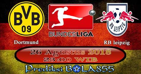Prediksi Bola855 Dortmund vs RB Leipzig 26 Agustus 2018