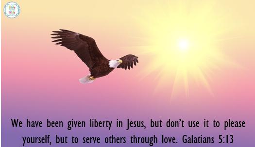 https://www.biblefunforkids.com/2021/07/liberty-in-Jesus.html