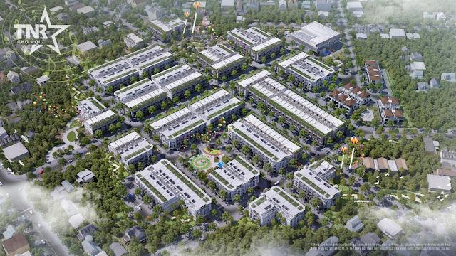 Tưng bừng Lễ ra mắt quy hoạch Khu đô thị thương mại kiểu mẫu TNR Stars Chợ Mới