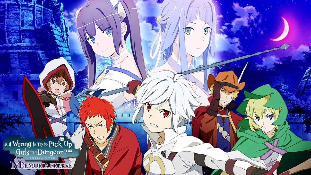 Danmachi: Arrow of The Orion BD (Movie) Subtitle Indonesia