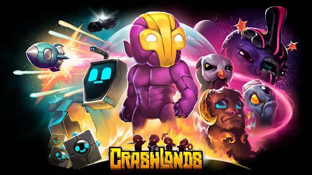 Crashlands V10.0.3 FULL APK – TAM SÜRÜM