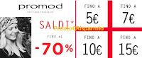 Logo Saldi al - 70%: abbigliamento e accessori a 5 euro, 7 euro, 10 e 15 euro