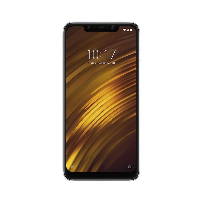 Rs. 18,999 Poco F1 by Xiaomi