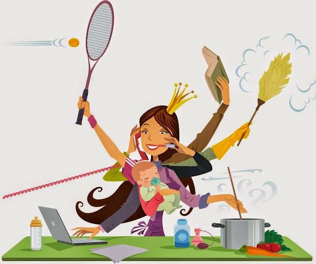 5 Tips Ampuh untuk Mengatasi Stres bagi Ibu Rumah Tangga