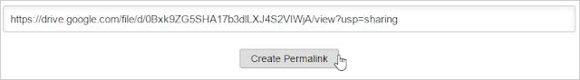 Membuat Link Download via Google Drive