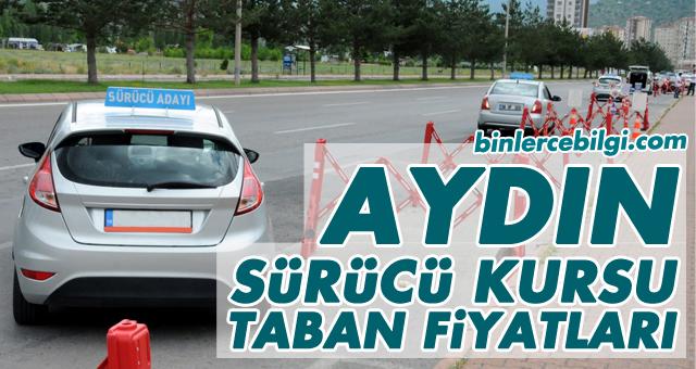 Aydın Sürücü Kursu Fiyatları 2021, Aydın Ehliyet kurs ücretleri, 2021 Aydın'daki Sürücü Kurslarının fiyatları, aşağıda yayınlanmıştır. Aydın Sürücü kurslarında taban fiyat uygulanmaktadır. Kurs ücretleri tüm şehirlerde farklıdır.