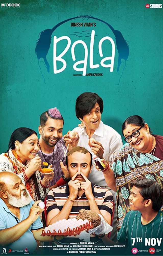 Download Bala 2019 480p 700mb 720p 1 2gb Box
