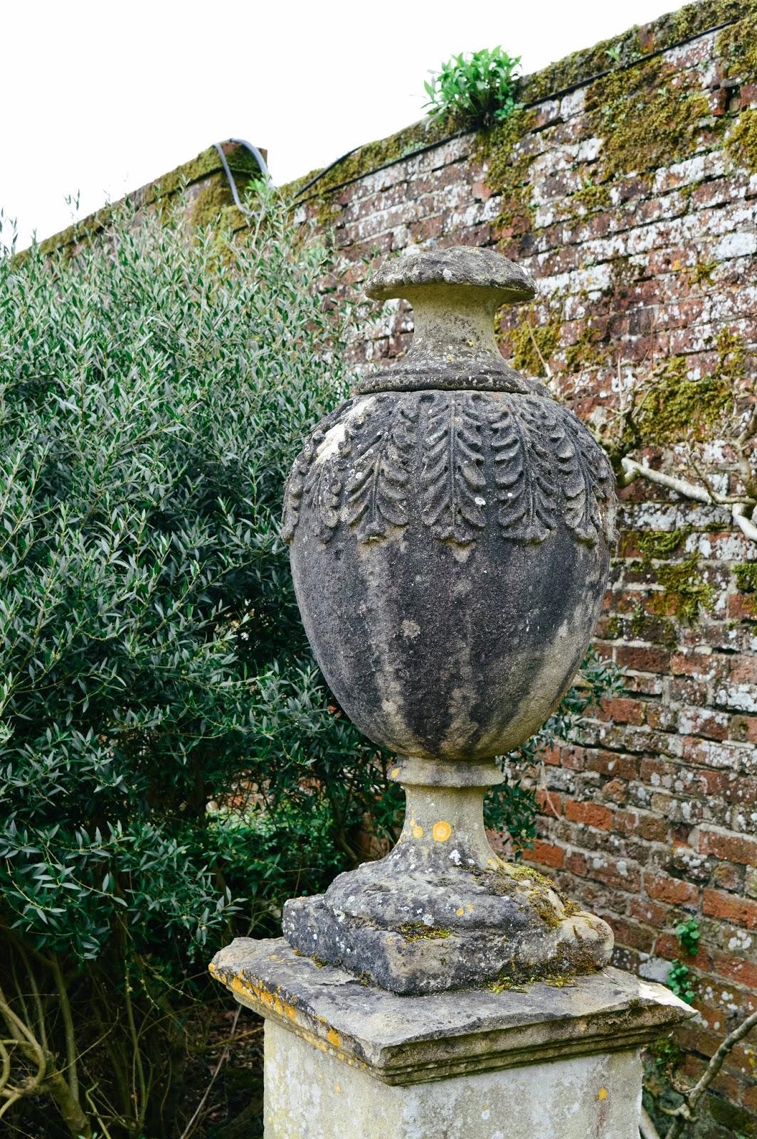 Hinton Ampner Gardens Hampshire