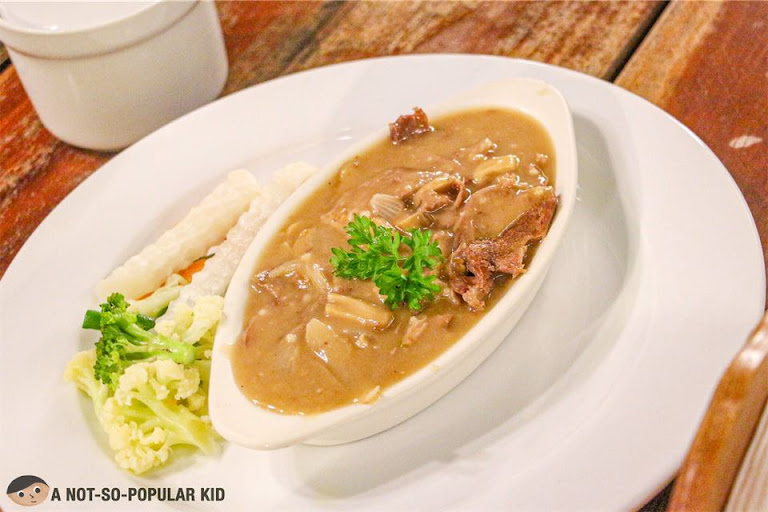 Lengua con Setas of Forest House in Baguio