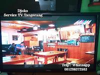 service tv panongan