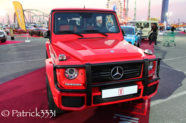 g63 red
