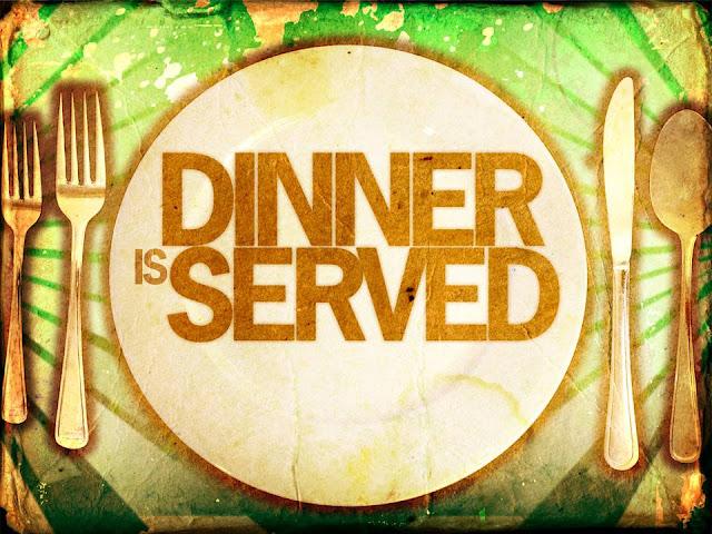 Day 1 : Menu Dinner Diet Atkins