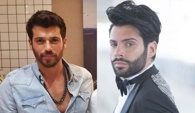Federico Fashion Style with Can Yaman: 'Who is the most handsome among us?' What they do together in Milan