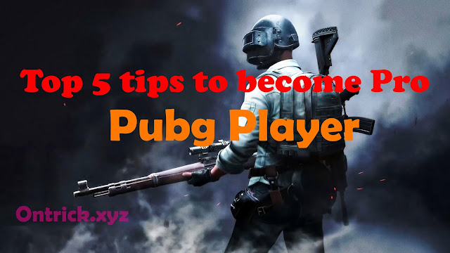 How to become a pro pubg player