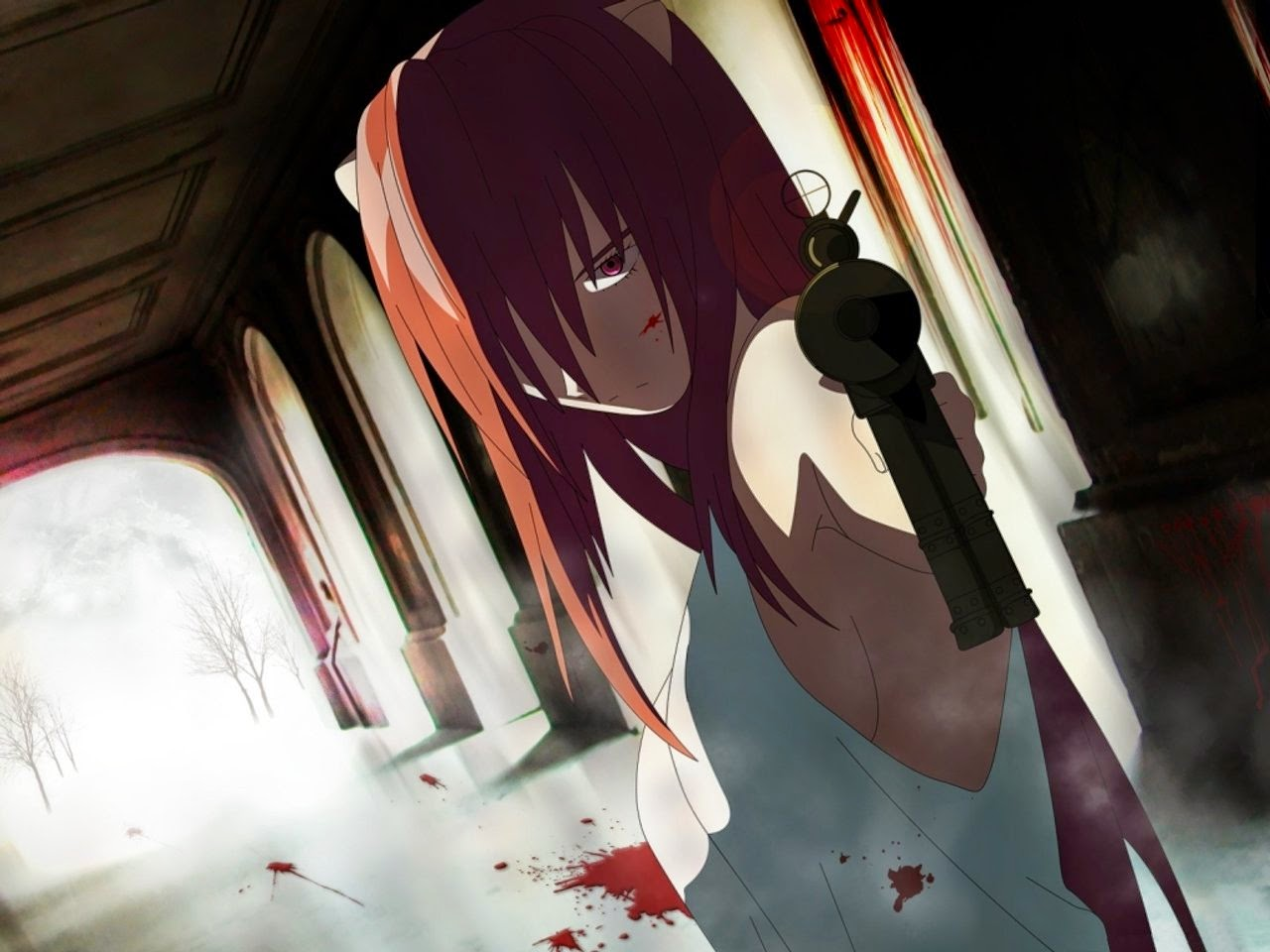 Anime Review - Elfen Lied