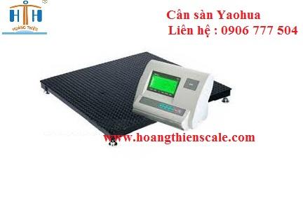 Cân sàn yaohua 5 tấn chính hãng