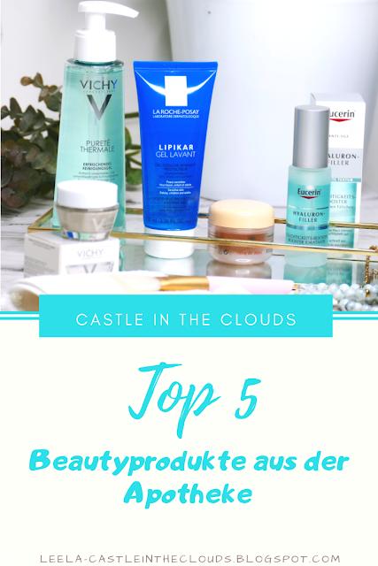 Top 5 Beautyprodukte aus der Apotheke