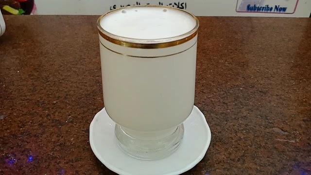 طريقة عمل عصير زبادي بالعسل الطبيعي الشيف محمد الدخميسي