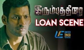 Irumbu Thirai – Loan Scene | Vishal | Arjun Sarja | Samantha Akkineni