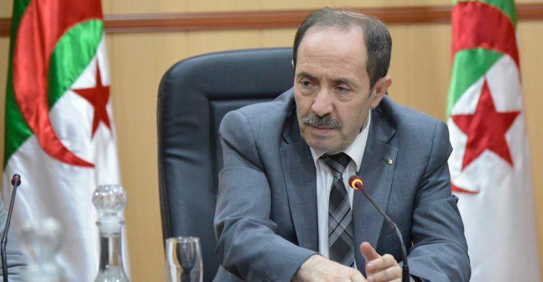 وزير التربية والتعليم الجديد عبد الحكيم بلعابد