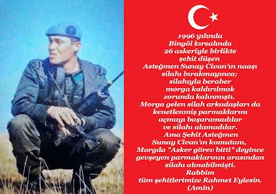 silahını bırakmayan şehit, asteğmen sunay, şehit hikayesi, vatan, türk, türkiye, şehitler, dua, sunay civan, türk askeri