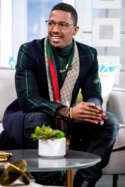 Nick Cannon To Launch Daytime Talk Show in 2020