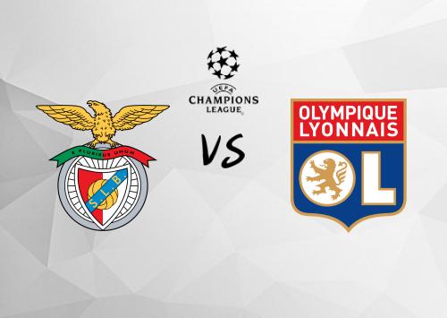 Benfica vs Olympique Lyonnais  Resumen