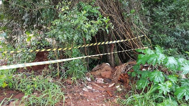Homem encontrado morto que estava desaparecido era de Luiziana