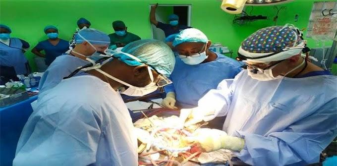 University Of Calabar Teaching Hospital Performs First Open-heart Surgery